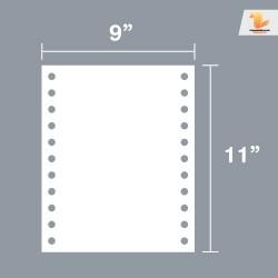 9x11 นิ้ว (มาตรฐาน)